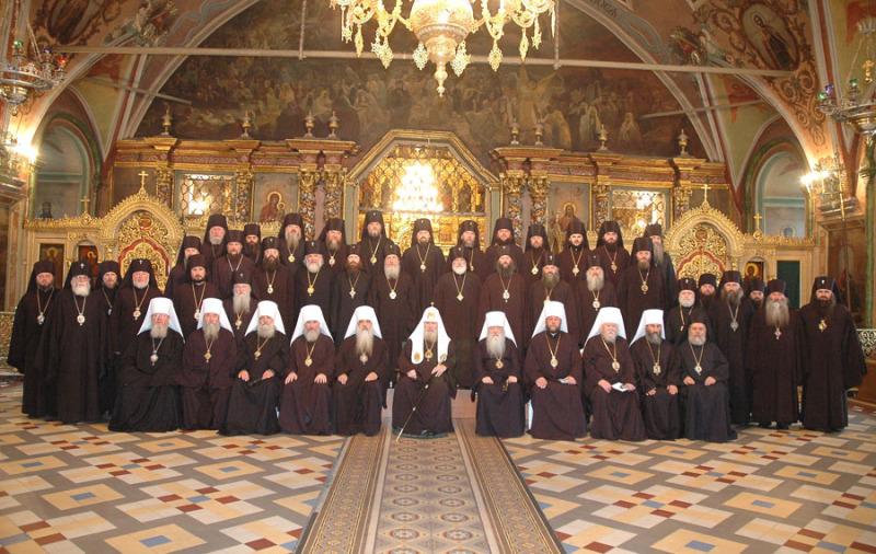Патриаршее служение в день памяти прп. Сергия Радонежского, 8 октября