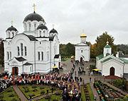 Полоцкий Спасо-Евфросиниевский женский монастырь