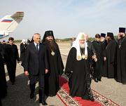 Начался Первосвятительский визит Предстоятеля Русской Церкви в Нижегородскую епархию