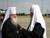 Святейший Патриарх Алексий прибыл в Ижевск
