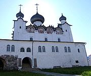 Спасо-Преображенский собор Соловецкой обители