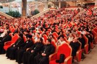Конференция 'Прославление и почитание святых' в Храме Христа Спасителя