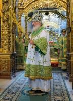Проповедь Святейшего Патриарха Кирилла в Успенском соборе Троице-Сергиевой лавры в день памяти Преподобного Сергия Радонежского