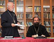 Состоялась очередная ассамблея Сурожской епархии