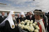 Начался визит Святейшего Патриарха Алексия в Латвию