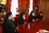 Встреча Святейшего Патриарха Кирилла с Предстоятелем Александрийской Православной Церкви
