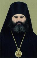 Патриаршее поздравление епископу Северодонецкому Агапиту с 10-летием архиерейской хиротонии