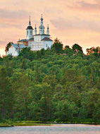 Голгофо-Распятский скит Соловецкого монастыря