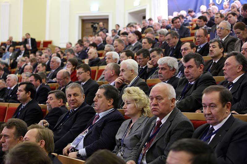 Viii съезд российского союза ректоров - фотоархив