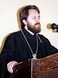 Епископ Иларион заявил протест кардиналу Касперу в связи с процедурой ведения православно-католического диалога