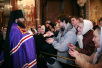 Патриаршее служение в Неделю вторую Великого поста