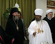 Представитель Московского Патриарха встретился с предстоятелем Эфиопской Церкви