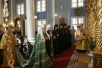 Заключительный день визита Святейшего Патриарха в Латвию