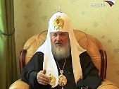 Интервью Святейшего Патриарха Кирилла телеканалу «Вести»