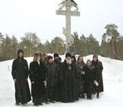 На месте бывшего спецпоселения Кулай появится монашеский скит