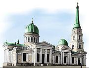 Достопримечательность, Преображенский собор, Одесса, Черноморское...