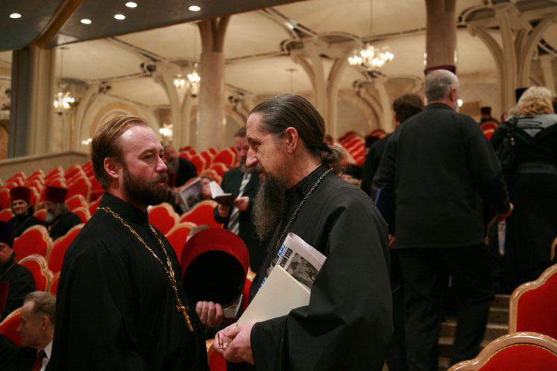 Ежегодное Епархиальное собрание г. Москвы