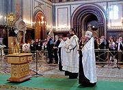 В Храме Христа Спасителя совершена панихида по журналисту Полу Хлебникову