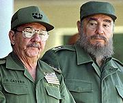 Фидель и Рауль Кастро удостоены высоких Патриарших наград