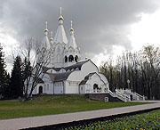 Предстоятель Русской Церкви совершил великое освящение храма в честь Воскресения Христова и Новомучеников и исповедников российских в Бутове