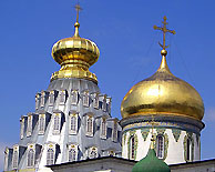 Создан экспертный совет по восстановлению Ново-Иерусалимского монастыря