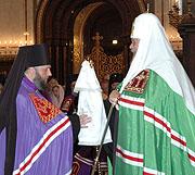 Состоялась хиротония архимандрита Аристарха (Смирнова) во епископа Кемеровского и Новокузнецкого
