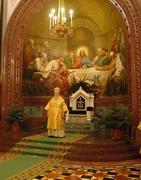 Святейший Патриарх Алексий возглавил служение Великой рождественской вечерни