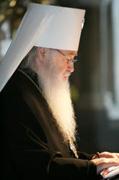Доклад митрополита Крутицкого и Коломенского Ювеналия на годовом епархиальном собрании в Новодевичьем монастыре