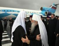 Завершился визит Святейшего Патриарха Кирилла в Санкт-Петербургскую митрополию