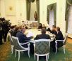 Первое заседание Попечительского совета благотворительного фонда по восстановлению Ново-Иерусалимского монастыря