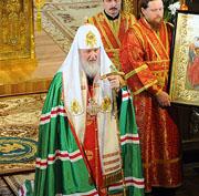 Слово Святейшего Патриарха Кирилла после Божественной литургии в домовом храме Санкт-Петербургской духовной академии
