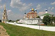 На территории Рязанского кремля начато строительство развлекательного центра