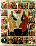 12 июля Православная Церковь отмечает праздник в честь святых Первоверховных апостолов Петра и Павла
