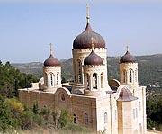 Главным событием торжеств по случаю 160-летия Русской духовной миссии в Иерусалиме стало освящение соборного храма в Горненском монастыре
