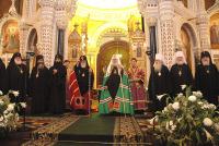 Слово Предстоятеля Грузинской Православной Церкви на совместном Богослужении с Патриархом Московским и всея Руси Алексием II