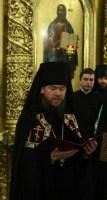 Предстоятель Русской Православной Церкви возглавил чин наречения архимандрита Лазаря (Гуркина) во епископа Нарвского, викария Таллинской епархии