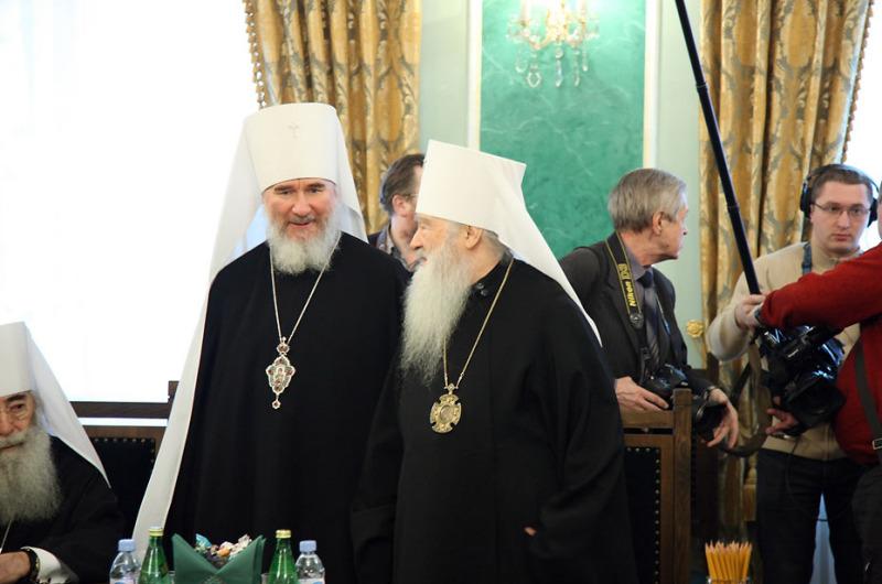 Заседание Священного Синода Русской Православной Церкви 23 января 2009 года