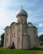 Новгородские реставраторы возвращают фреску в храм Спаса Преображения на Нередице