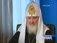 Святейший Патриарх Кирилл: Я верю в духовную силу народа