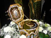 Крестный ход с мощами преподобного Макария Желтоводского проходит в Нижегородской епархии