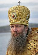 Скандально известная журналистка Г. Симонова совершила попытку нападения на архиепископа Хабаровского Марка