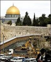 Власти Иерусалима отказались от намерения построить пешеходный переход на Храмовой горе