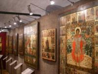 Выставка «Слово и образ. Русские житийные иконы XIV — начала XX века» открылась в Музее имени Андрея Рублева