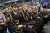 Патриарший визит в Нижегородскую епархию. День третий. Встреча с молодежью Нижегородской области.