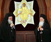 Состоялись переговоры Предстоятелей Константинопольской и Элладской Православных Церквей
