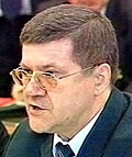 Патриаршее поздравление Ю.Я. Чайке с утверждением в должности Генерального прокурора РФ