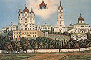 В Киеве проходит выставка, посвященная истории Почаевской лавры