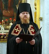 Слово архимандрита Тихона (Зайцева) при наречении во епископа Подольского, викария Московской епархии