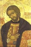 Мощи святого благоверного князя Александра Невского принесены в Прагу
