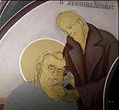 Элладская Православная Церковь изучает обстоятельства появления фрески с изображением Ленина